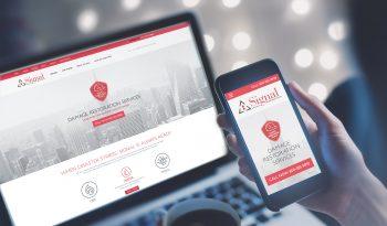Addy Award Responsive Website 2017 BrightPink Studio Signal