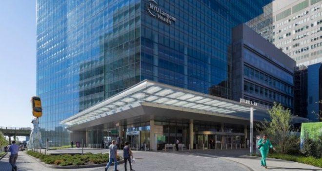 Kimmel Pavilion Hospital, New York City University
