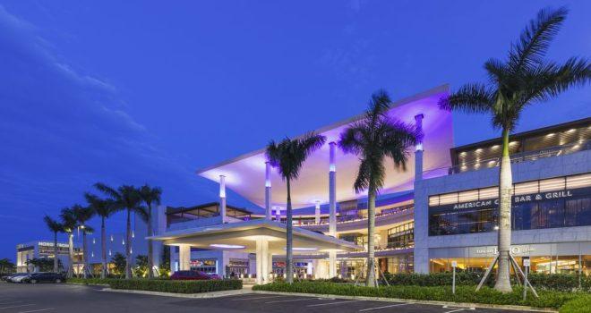 Multiple Retail Stores, Mall of San Juan, PR